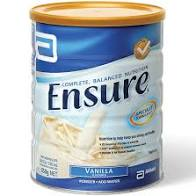 ENSURE POWDER VANILLA 850G, 3