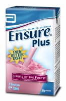 ENSURE PLUS TETRAPAK FRUITS OF FOREST 200ML, 27