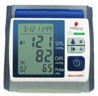 LIFELINE 951 WRIST BP MONITOR WITH VOICE