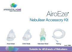 NEBULISER SET FOR CHILD AND ADULT