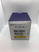 BD MICROLANCE 3 NEEDLE 30G X 1/2', 100 (304000)