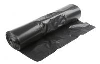 BIN LINER BLACK 54L (10 ROLLS OF 50), 500