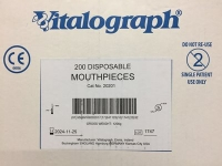 VITALOGRAPH DISPOSABLE MOUTHPIECES, 200 (20201)