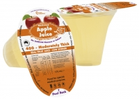 APPLE JUICE DRINK L3 MODERATELY THICK 400 175ML, 24