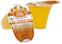 CITRUS CORDIAL DRINK L3 MODERATELY THICK 400 175ML, 24