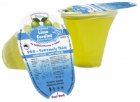 LIME CORDIAL DRINK L4 EXTREMELY THICK 900 175ML, 24