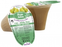 PEAR JUICE DRINK L2 MILDLY THICK 150 175ML, 24