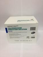 CHLORHEXIDINE IRRIGATION SOL'N 0.1%, 30 X 30ML AMP (00295)