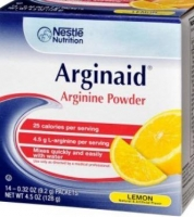 ARGINAID SACHETS LEMON 9.2G, 14