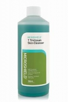 "MICROSHIELD ""T"" TRICLOSAN SKIN CLEANSER 500ML"
