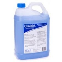 CLINIDET INSTRUMENT AND EQUIPMENT DETERGENT, 5L