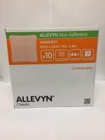 ALLEVYN NON ADHESIVE DRESSINGS 10CM X 10CM, 10