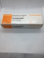 FLAMAZINE ANTIBACTERIAL CREAM 50G